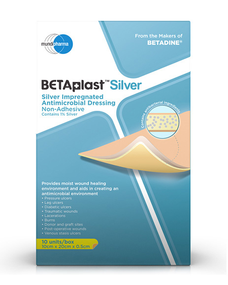 Betaplast Silver front